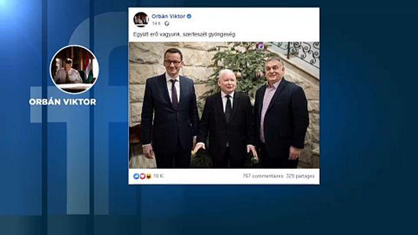 Bleibt Viktor Orbans Fidesz-Partei Mitglied der EVP?