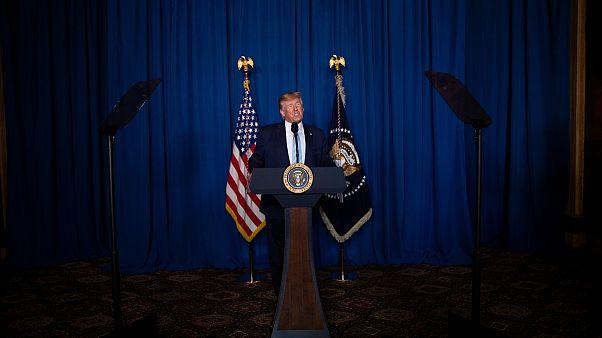 ترامپ با انتقاد از رویکرد منطقهای ایران، جمهوری اسلامی را به همکاری دعوت کرد