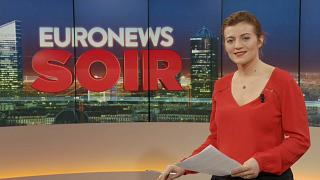 Euronews Soir : l'actualité du mercredi 8 janvier