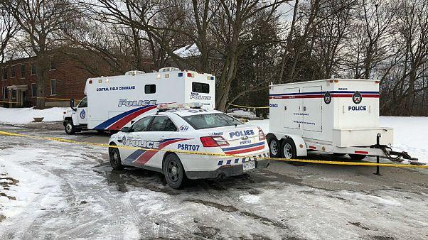 کانادا؛ تیراندازی در مرکز اتاوا یک کشته و سه مجروح بر جا گذاشت