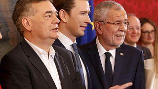 Óriásit bakizott az osztrák köztévé: szappanoperával keverve adták az osztrák kormány beiktatását