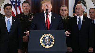 Διάψευση Τραμπ για αμερικανούς νεκρούς κατά τις επιθέσεις του Ιράν - «Θα επιβάλουμε νέες κυρώσεις»