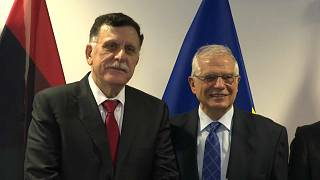Hektische Reisediplomatie rund um Libyen