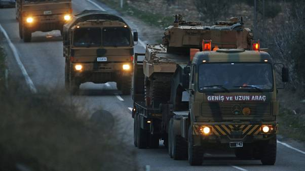 مقتل أربعة جنود أتراك في تفجير سيارة في سوريا
