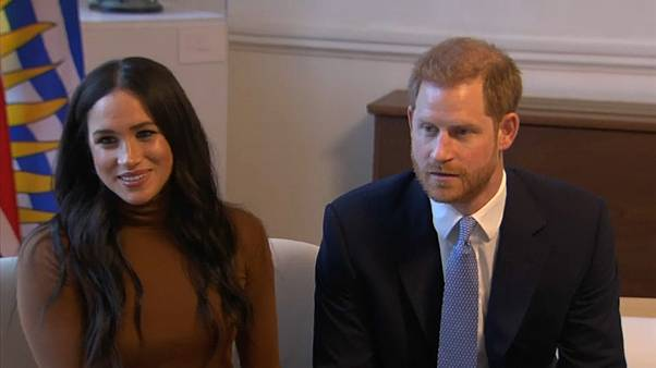 Prinz Harry und Meghan wollen künftig kürzer treten