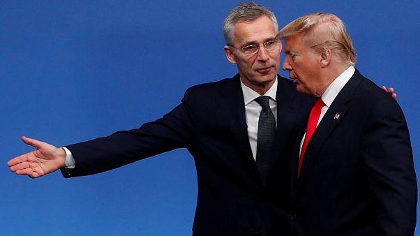 ترامپ خواستار تقویت حضور ناتو در خاورمیانه شد