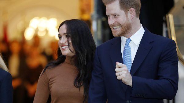 La familia real intenta buscar una solución a las aspiraciones de independencia de los Sussex