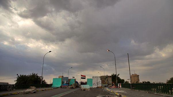 چند موشک کاتیوشا به منطقه سبز بغداد شلیک شد
