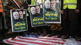 ABD'nin saldırısı Yemen'de protesto edildi