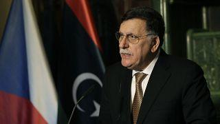Libya Ulusal Mutabakat Hükümeti Başbakanı Fayiz el Serrac