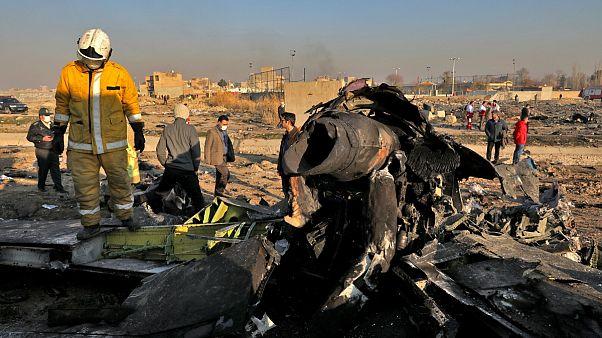 «منابع اطلاعاتی غربی: موشک عامل سقوط بوئینگ اوکراینی نبوده است»