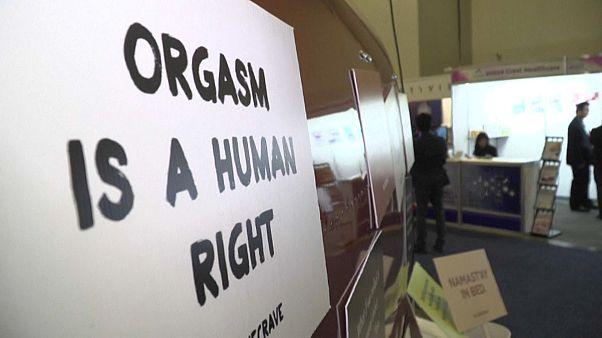 Ярмарка в Лас-Вегасе представляет высокотехнологичный секс