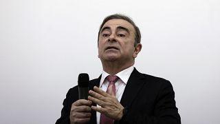 Japón desautoriza a Carlos Ghosn