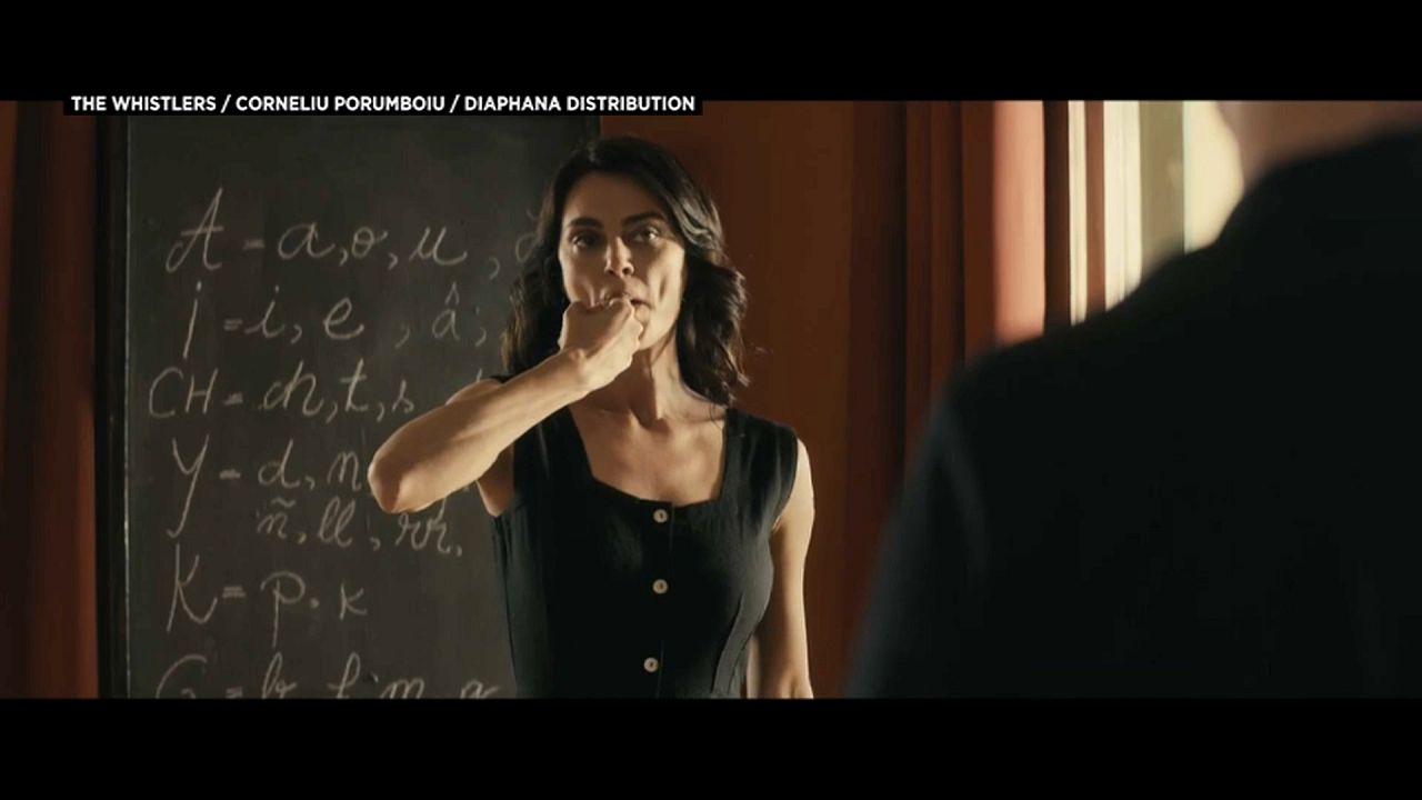 The Whistler, die Komplizen: Ein Film Noir aus Rumänien