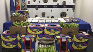 Πορτογαλία: Μπανάνες με κοκαΐνη
