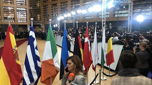 Avrupa Birliği Konseyi - Brüksel