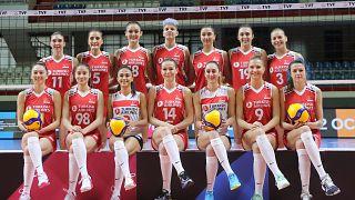 Türkiye Kadın Milli Voleybol Takımı