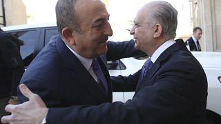 Çavuşoğlu: Irak'ın yabancı güçlerin çatışma alanı olmasını istemiyoruz