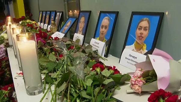 Ουκρανία: Τελετή στη μνήμη των θυμάτων του Boeing