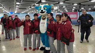 Beginn der 3. Jugend-Winterspiele von schwerem Sturz überschattet