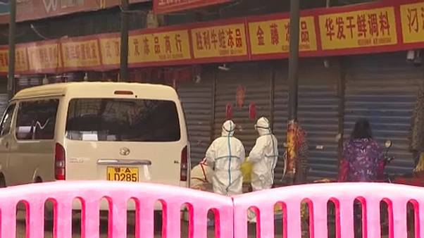 Újfajta koronavírus okozza a kínai tüdőgyulladásos járványt