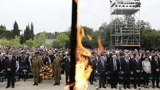 مراسم یادبود هولوکاست ۲۰۱۹