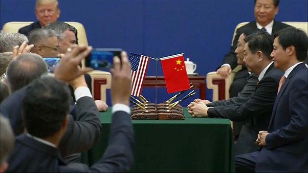 USA-Cina: il 15 gennaio si firma l'accordo commerciale