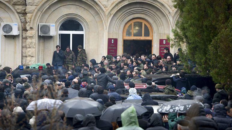 Грузия Верховный суд отменил итоги выборов