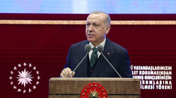 Ερντογάν: «Χαλάσαμε τα σχέδιά τους στη Μεσόγειο»