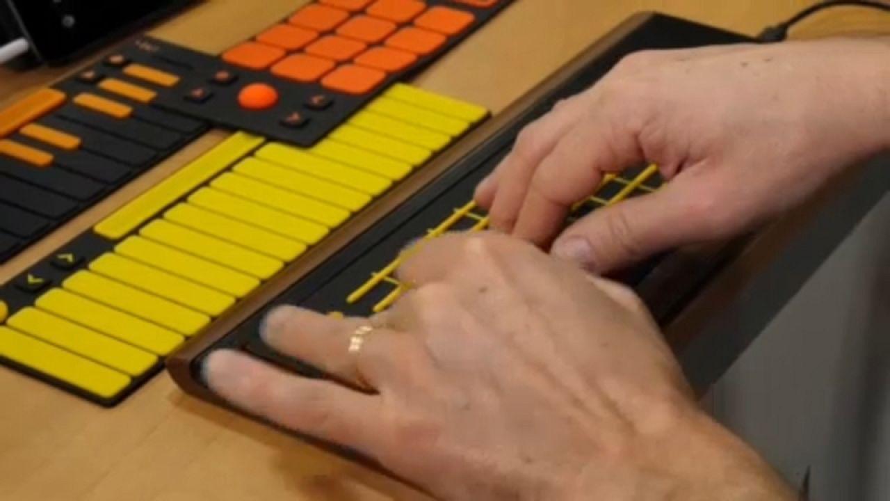 """""""Joué"""" o controlador MIDI que está a fazer um sucesso melódico"""