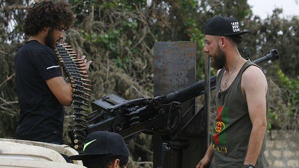 نبرد لیبی