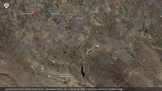 آخر مستجدات تحطم الطائرة الأوكرانية في إيران: 7 نقاط يجب أن تعرفها