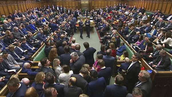 The House of Commons finally passed the Brexit bill