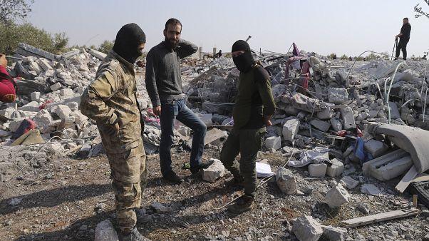 سوريا: وقف إطلاق النار في يدخل حيّز التنفيذ في محافظة إدلب