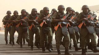 Nijer askerleri (ARŞİV 2016)