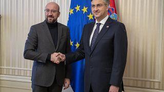 La Croatie célèbre en musique sa première présidence du Conseil de l'UE