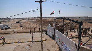 حمله هوایی به مواضع حشد شعبی در شرق سوریه