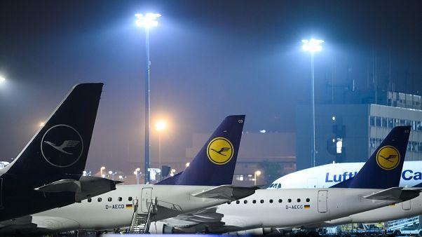 """طائرة لوفتهانزا متوجهة لطهران تعود إلى فرانكفورت بعيد إقلاعها في إجراء """"وقائي"""""""