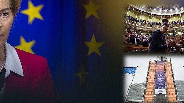 """El auge de los gobiernos de coalición, en """"El Estado de la Unión"""""""