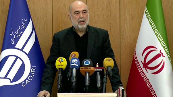 رئيس منظمة الطيران المدني الإيرانية علي عابد زاده