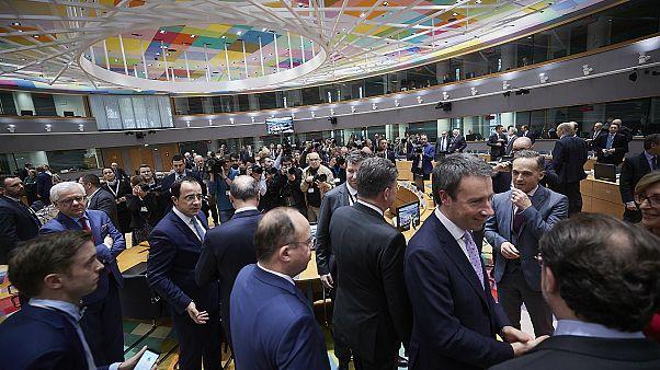 AB Dış İşleri Bakanları Toplantısı