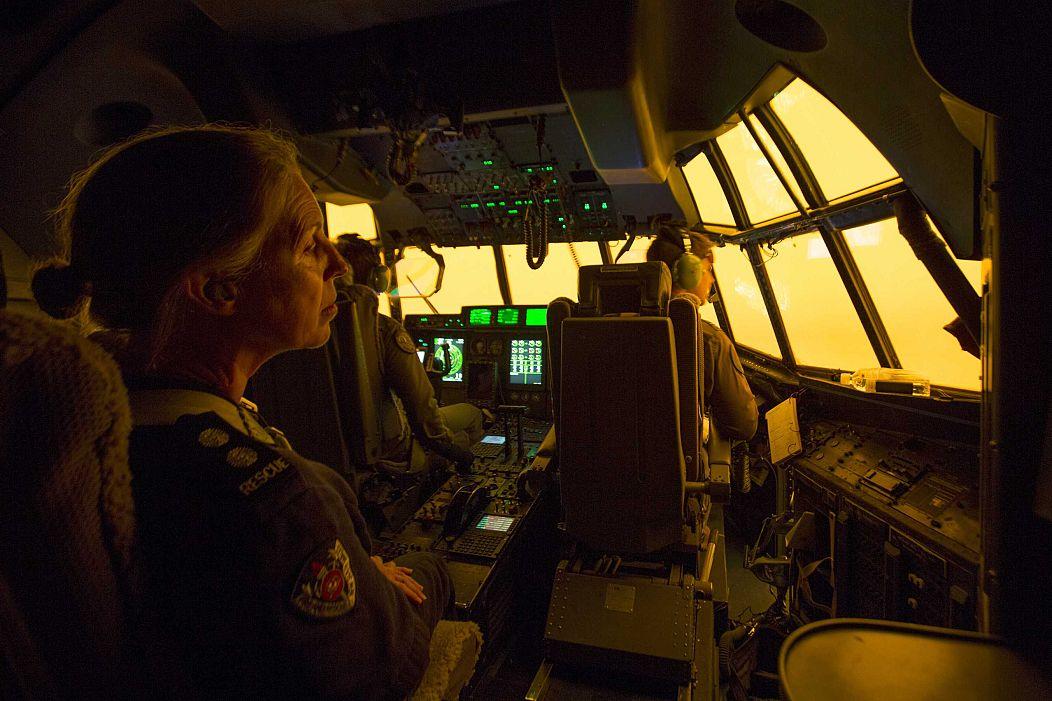 Sergent Christopher Dickson/Ministère australien de la Défense via AP