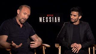 """جدل حول عرض  مسلسل """"المسيح"""" ومؤلفه يدعو إلى مشاهدته قبل الحكم"""