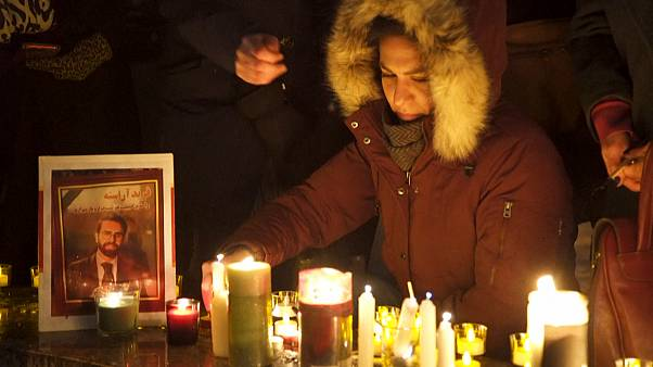 Az Iránban lezuhant gép áldozataira emlékeztek Kanadában