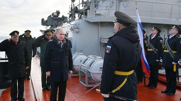 Ermenistan Rusya ortak askeri tatbikat