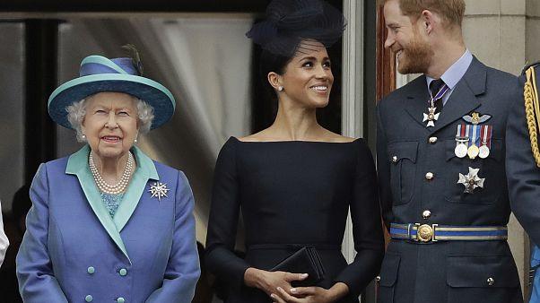 Πρίγκιπας Χάρι και Μέγκαν Μαρκλ: Τι χάνουν μετά την παραίτησή τους