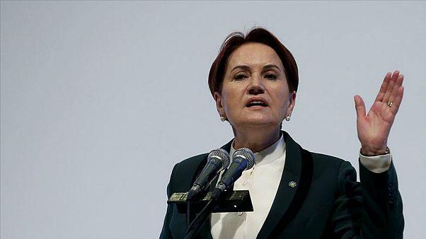 Meral Akşener: Kanal İstanbul Projesi Ekrem İmamoğlu kazandığı için yapılmak isteniyor