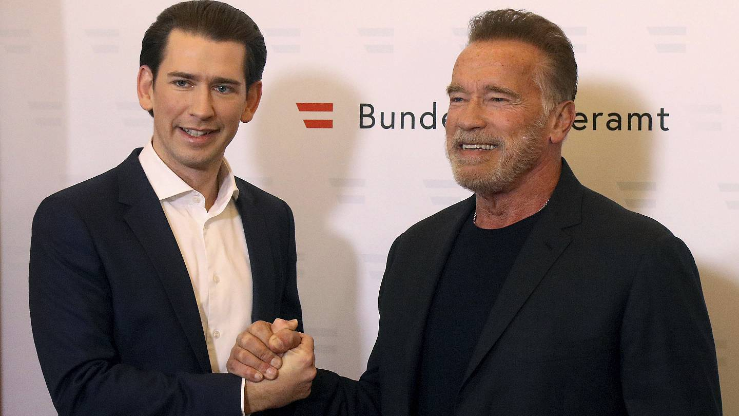 Arnold Schwarzenegger Austria Can Be Model In Climate Policy Says Ex Governor Of California Euronews