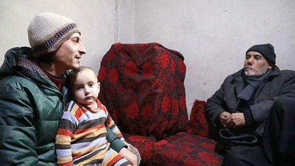 انتصار.. هكذا رأى النازحون السوريون في إدلب مقتل قاسم سليماني