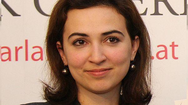 Avusturya Adalet Bakanı Alma Zadic